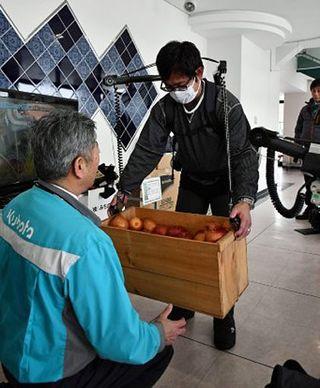 リンゴ産業に「スマート農業」導入を