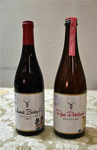 はちのへワイナリーが「八戸ワイン」発売