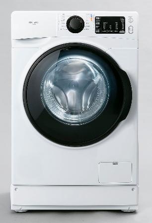 銀イオンで臭い防ぐ洗濯機