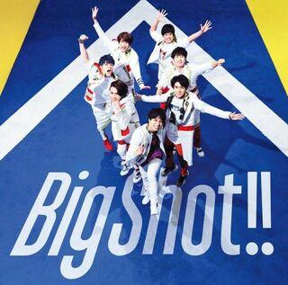 10/21付週間シングルランキング1位はジャニーズWESTの「Big Shot!!」