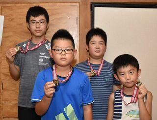 夏休み少年少女将棋入門教室・将棋大会