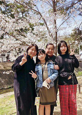 「青森の先生」にお礼を 震災翌日妊婦ら3人連れ羽田へ