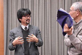 縄文への理解深める 青森県立郷土館で講演会
