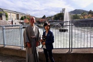 【西郷どん】城桧吏、京都・西郷菊次郎ゆかりの地を訪問「実際にいたんだな」と実感
