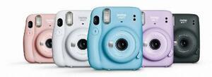 富士フイルムが5月15日に発売するインスタントカメラ「インスタックス ミニ 11」