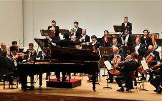 イタリア交響楽団 観客を魅了/青森で公演
