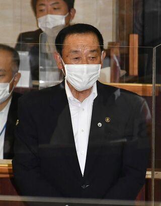 長尾氏が3選出馬表明/平川市長選