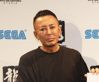 『龍が如く』総合監督・名越稔洋氏、セガ退社を発表 シリーズ制作は継続