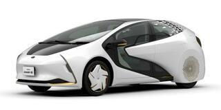 トヨタ、五輪のCO2排出5割減