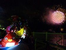 今年も無事出没っ! 雨上がりの青森花火大会☆
