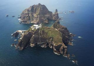 竹島周辺で韓国調査船が領海侵入