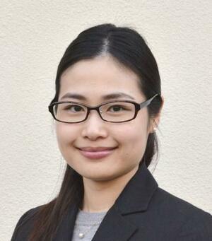 神奈川県立保健福祉大の津野香奈美准教授