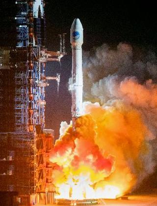 中国、一帯一路へGPS拡大