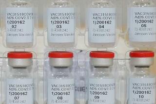 米、J&Jのワクチン許可