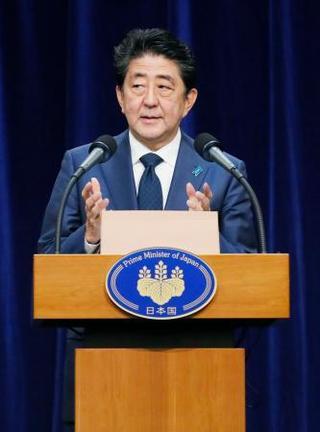 首相、2島先行協議を示唆