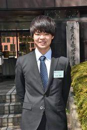 県学生寮の委員長