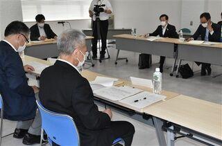 青森県コロナ経済対策会議「手続き簡素化を」