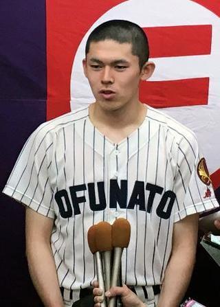 高校野球、佐々木は剛速球を封印