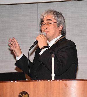 青森県の洋上風力発電の可能性について語る本田氏