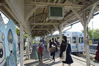 弘南鉄道、点検と枕木交換を増やす方針