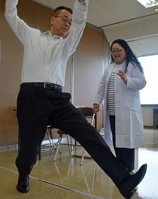 健診結果を即日指導 弘大が検証本格化