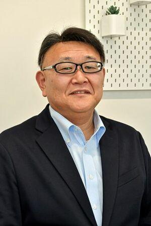 VISITはちのへ国内誘客物産課長 木村聡さん
