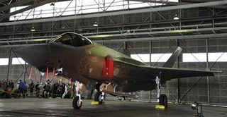 先週のオススメ動画は「F35A公開」