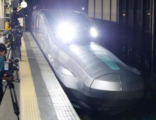 新幹線、360キロ運転目指す