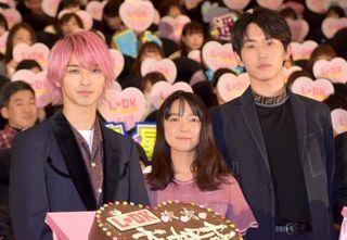 杉野遥亮&横浜流星がバレンタイン胸キュン対決 上白石萌音「すごくステキです!」