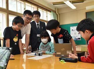 プログラミング教育 青森県内でも試行錯誤
