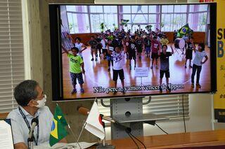 パラ柔道・ホストタウン弘前市 ブラジルに変わらぬ声援