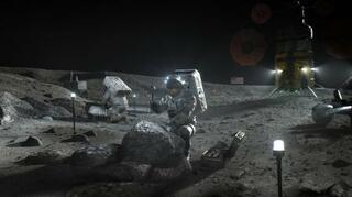 米、月面探査の参加国に協定要求