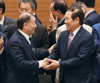 日韓議連、早期の首脳会談促す