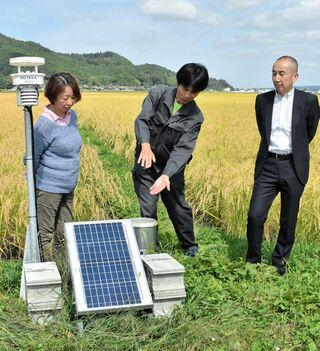 【宮城・石巻】若者就農推進へICT導入/熟練技術と融合 質高く