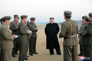 北朝鮮が「新型兵器」開発