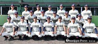 春季東北高校野球 6日、青森で開催