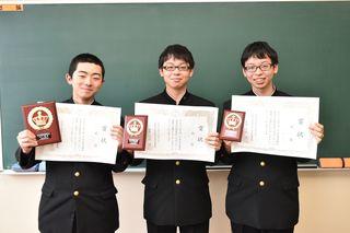 県高校囲碁新人大会