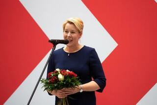 ドイツ・ベルリン市長に初の女性
