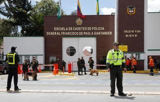 コロンビアで爆発、9人死亡