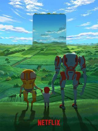 Netflix、オリジナルアニメ『エデン』制作 20年配信で監督は『鋼の錬金術師』入江泰浩氏