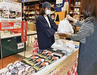 「味の陣」駅弁が集結 エルム(五所川原)で販売会