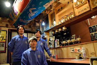 八戸・湊町に名物居酒屋「いろは」が復活