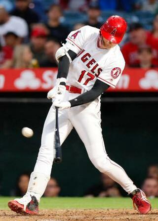 大谷が2年連続2桁本塁打