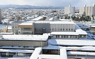 青森駅自由通路3月27日から一般利用