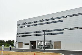 六ケ所核融合研のブランケット棟完成