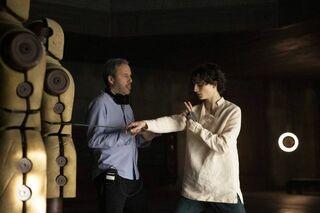 映画『DUNE』ドゥニ・ヴィルヌーヴ監督の手腕が光るメイキング映像