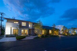 最新のデザイン住宅を公開/ハシモトホーム