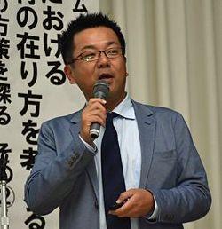 島根県の取り組みを報告する寺本さん