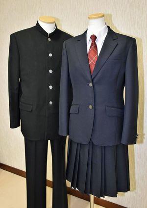 デザインが決まった三本木農業恵拓高校の制服