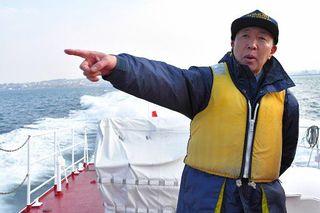 大震災で命懸けの誘導 八戸署・橋山さん、訓練の大切さ伝え続ける